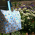Beach, Pool & Farmer's Market Tote Bag