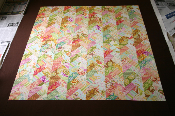 Not So Fancy Nancy Quilting Heather Bailey Friendship Braid