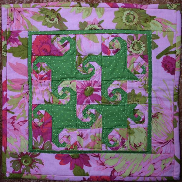 Nov-quilt-rec'd-pink&green