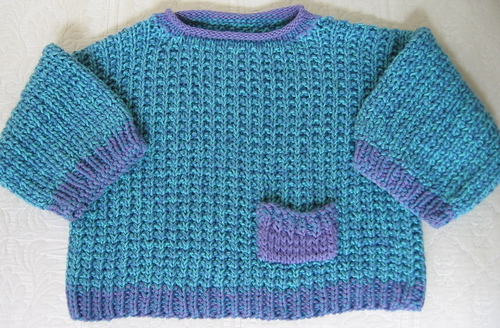 Cotton Classic Kid's Sweater