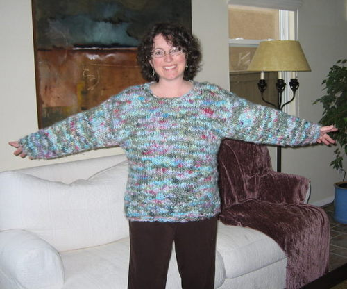 Colinette Point 5 Sweater
