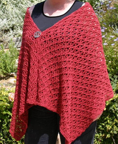 Knitty's Cozy in Rowan Summer Tweed
