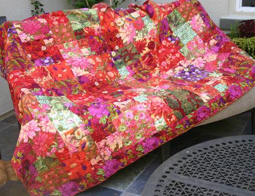 Farmer's Market - Kaffe Fassett/Rowan fabrics