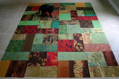 Turning Twenty in Lonni Rossi fabrics