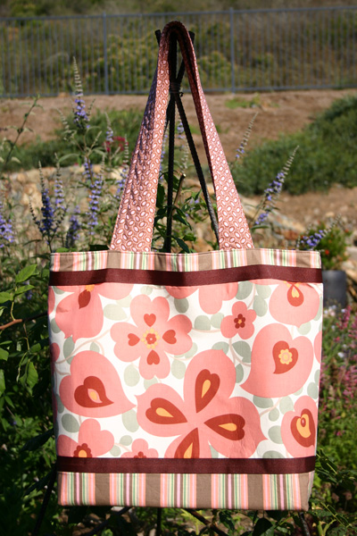 Amy Butler Tote Bag